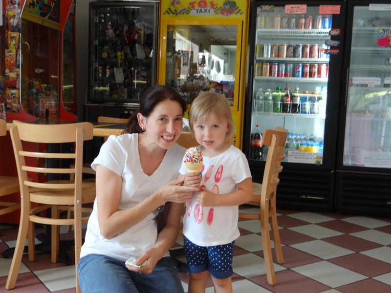 Ice Cream Brings a Smile To Everyone at Pat's Main Street Ic e Cream Southington